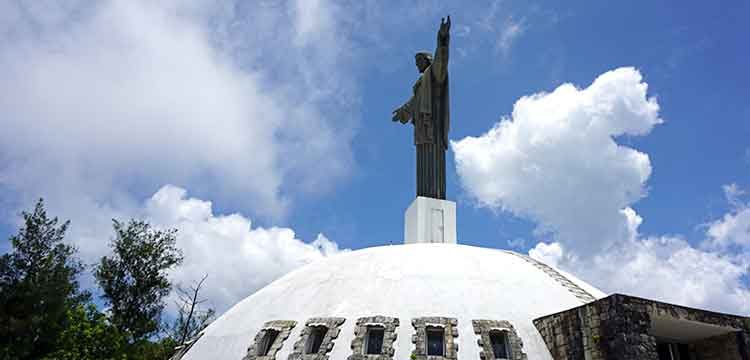 Things to do in Puerto Plata Christ Redeemer Statue
