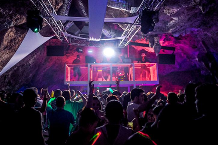 imgaine night club downtown punta cana