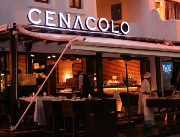 Italian restaurant in Playa del Carmen - World Food