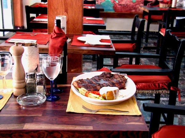 Argentinean Restaurant in Playa del Carmen - World Food