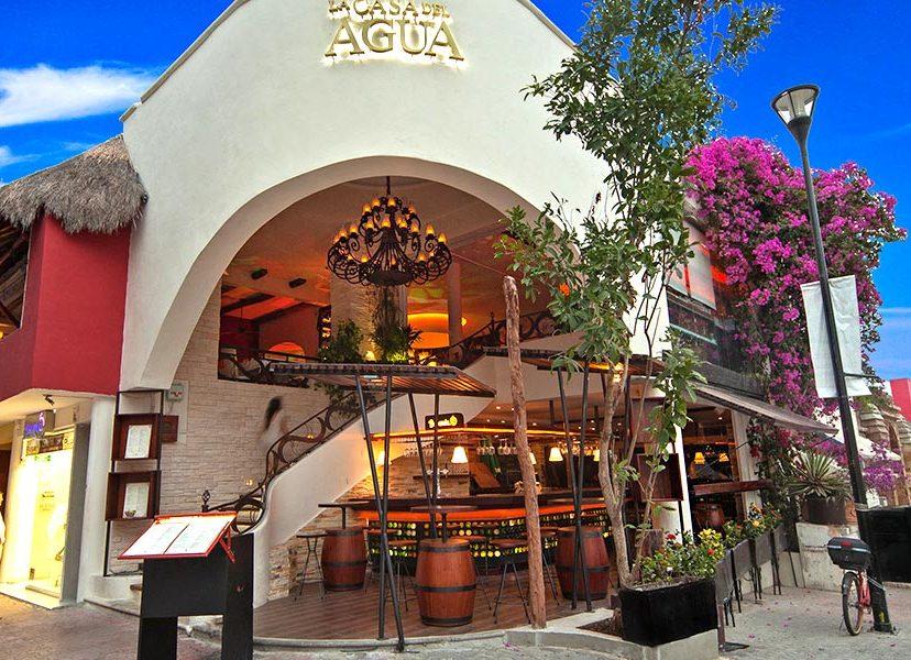Seafood restaurant in Playa del Carmen - World Food