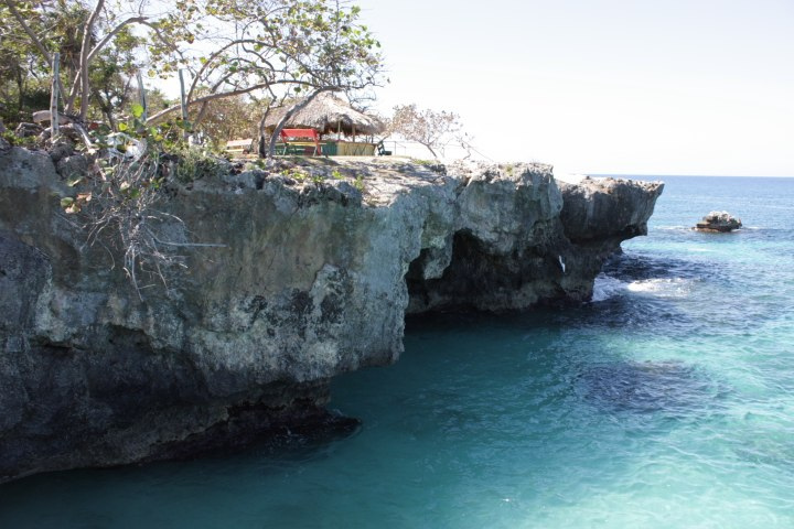Natural Negril crystal-clear waters