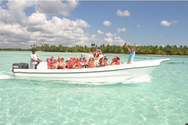 Water tours in Punta Cana