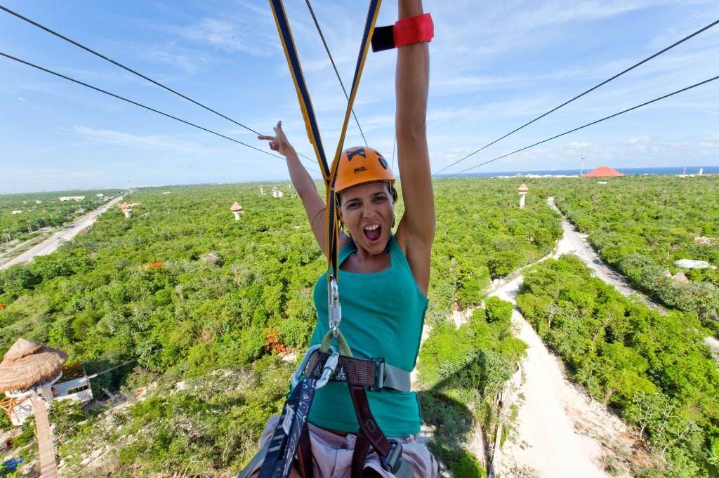 Xplor, Adventure Park in Riviera Maya