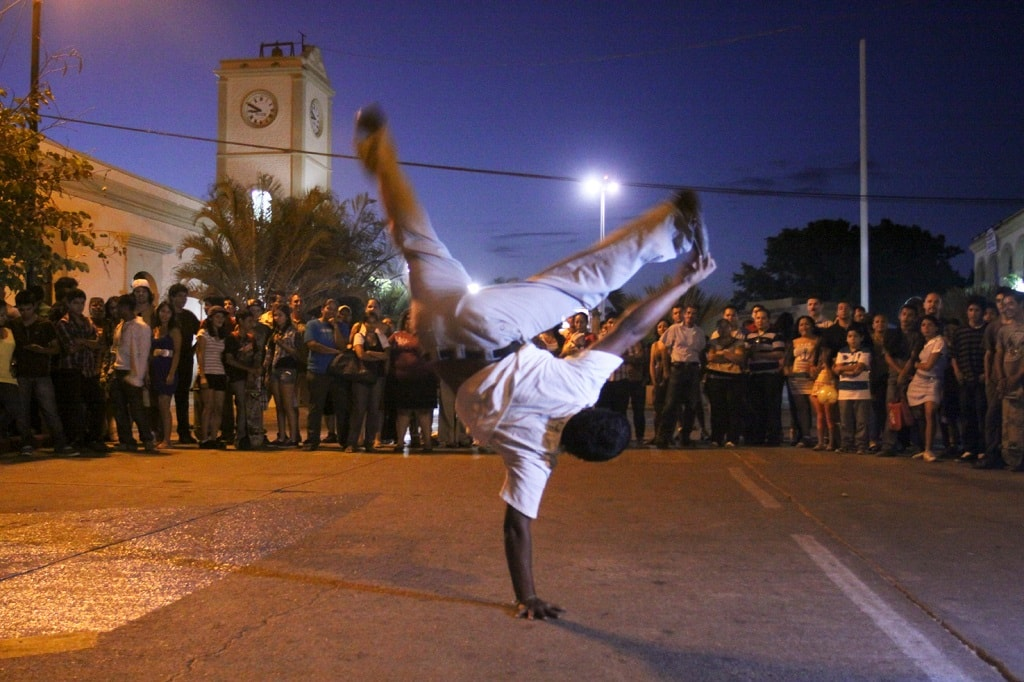 Breakdance at Cabo Music Festival