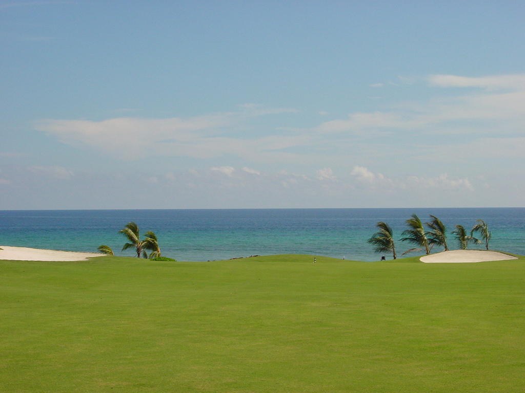 Jamaica golf