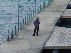 Jazz in Ocho Rios - Music in Jamaica