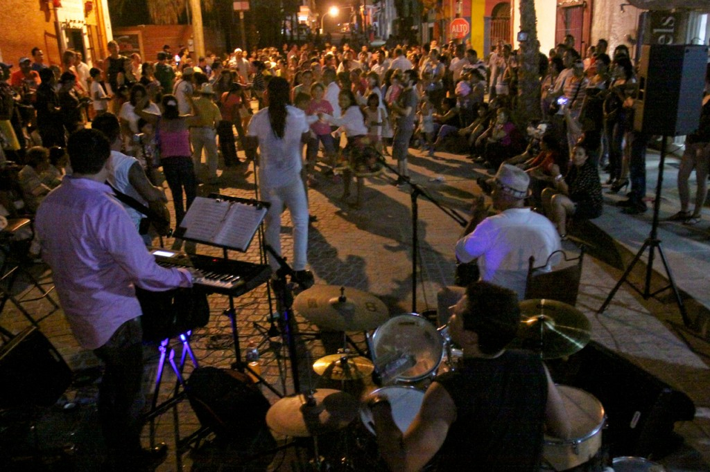Los Cabos music festival - live music