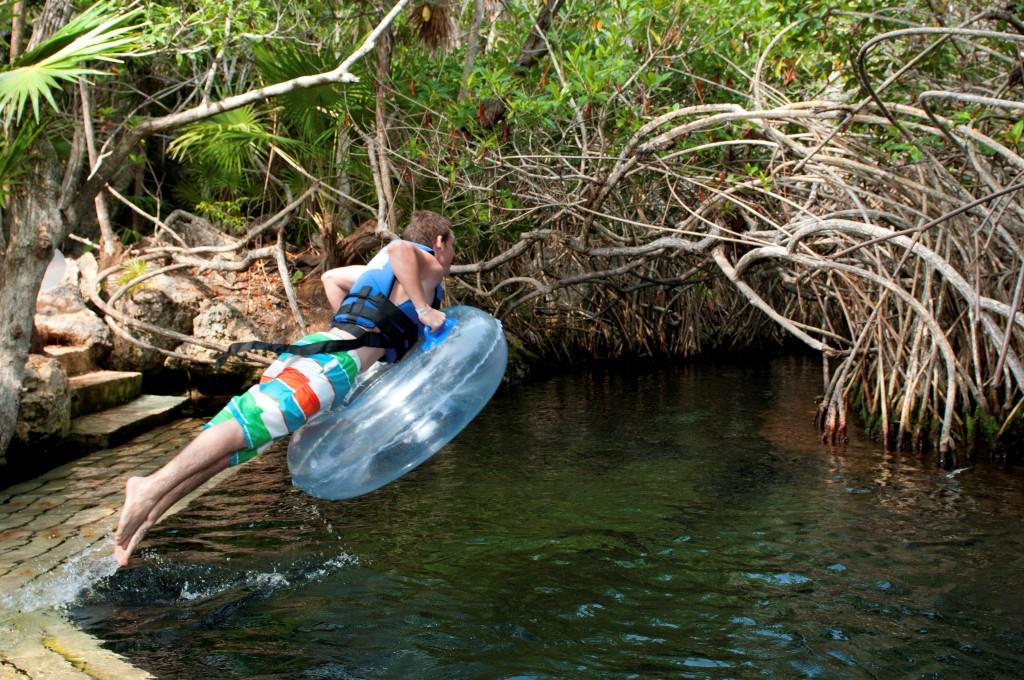 Xel-Ha park, adventures in Riviera Maya