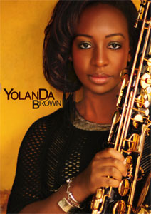 YolanDa Brown - Ocho Rios Jazz Festival - Music in Jamaica
