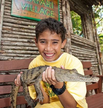 Jamaica Swamp Safari Tour in Montego Bay