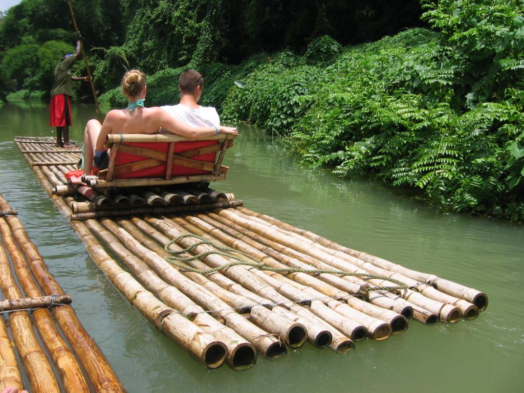 Martha Brae River Raft Tour in Montego Bay