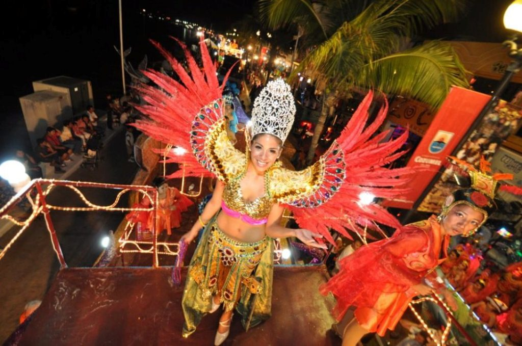 Queen of the Cozumel Carnival 2013