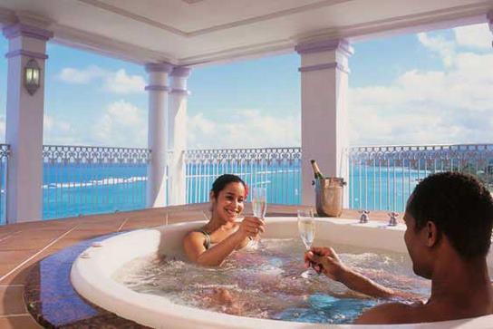 Jacuzzi suite - Romantic Ideas