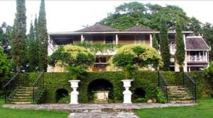 Bellefield Great House near Montego Bay