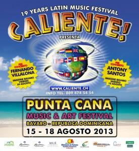 Punta Cana Music & Art Festival poster