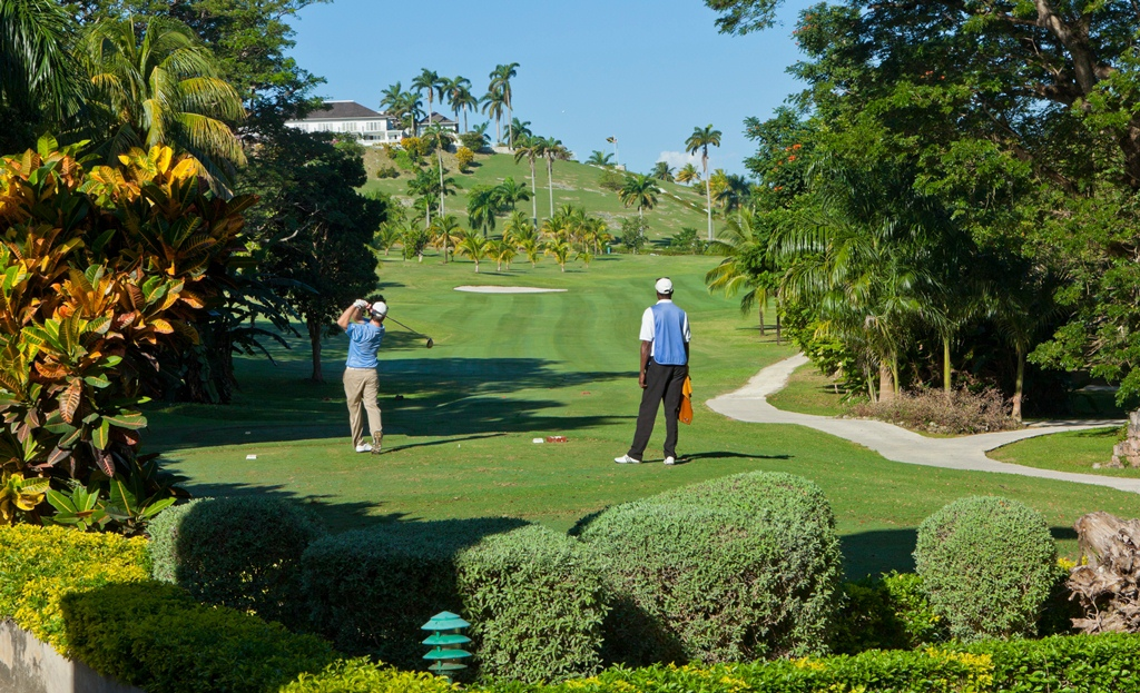 Tryall Golf in Negril