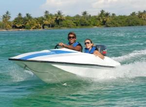 Bavaro Splash tour in the Caribbean