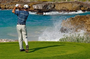 Seaside golf courses in Punta Cana