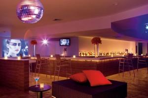 Desires night club at the Dreams Huatulco