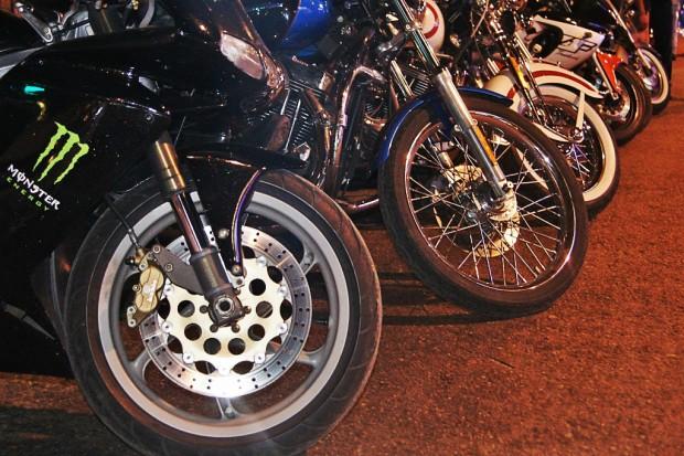 Huatulco Motofest bikes