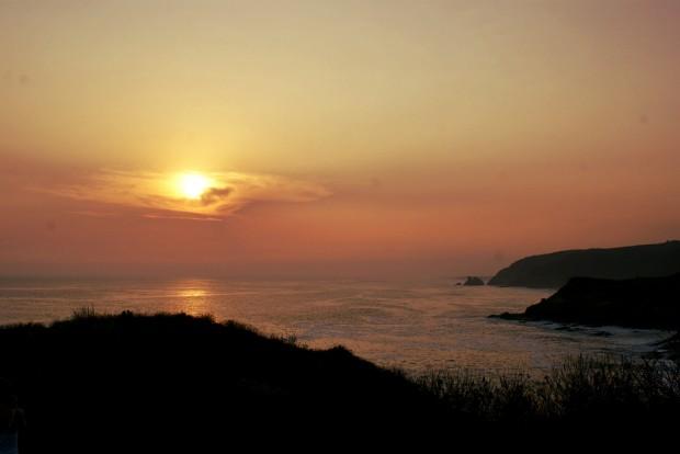 evening in huatulco