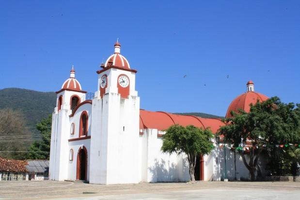 Santa Maria Huatulco Church