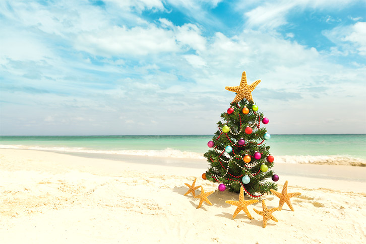 come spend christmas new year in cancun riviera maya mexico