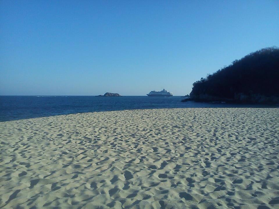 Chahue Beach - Top 5 Photo Spots in Huatulco