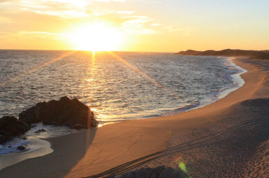 Sunsets in Huatulco