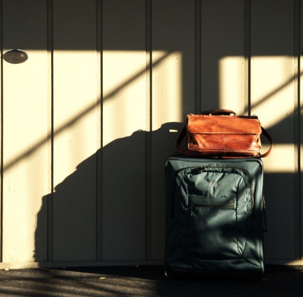 Unattended luggage - Travel tips