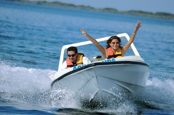 Speed Boat Tour