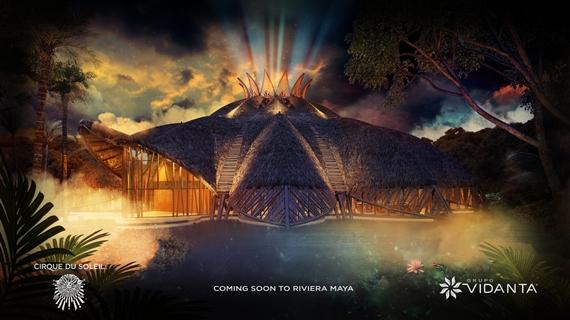 Riviera Maya, Cirque du Soleil Theater