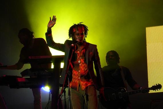 Chronixx, Reggae Sumfest 2013