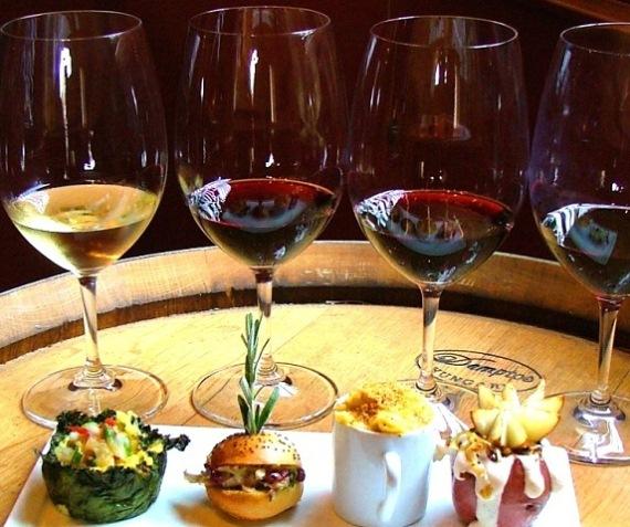 Wine pairing, Gastrovino Food and Wine Festival