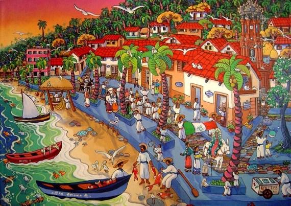 Puerto Vallarta art