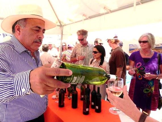 Wine Tasting, Todos Santos