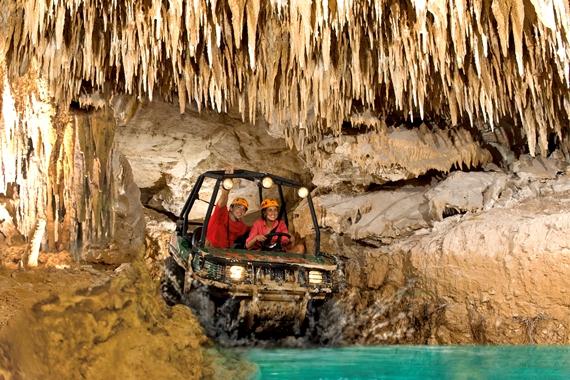 All-terrain, Xplor, Riviera Maya