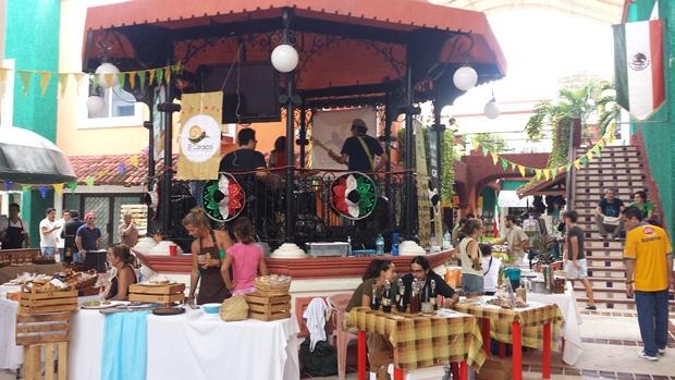Cancun Slow Food Market