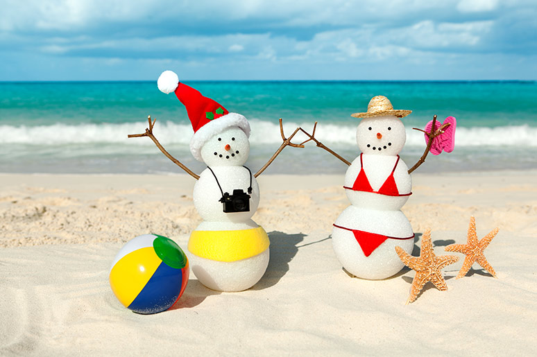 spend Christmas in riviera maya cancun