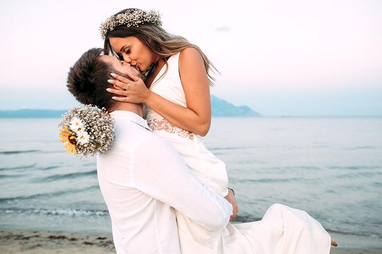 amstar beach wedding