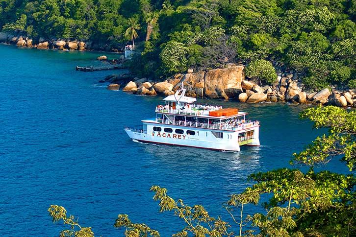 best acapulco tours sailing
