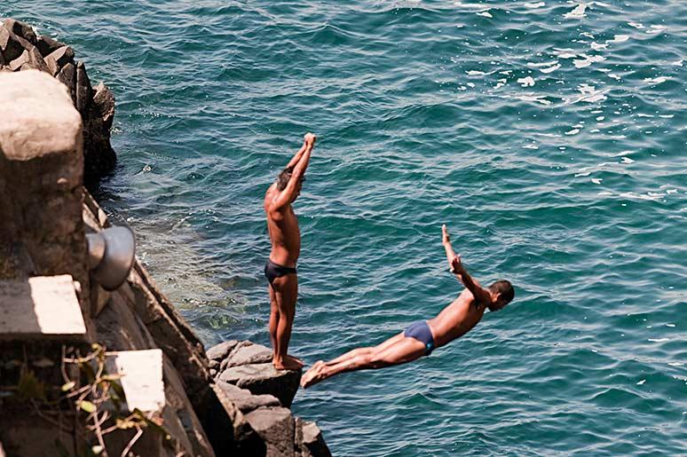 acapulco la quebrada divers