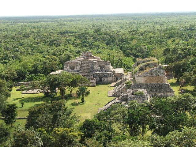Coba Mayan
