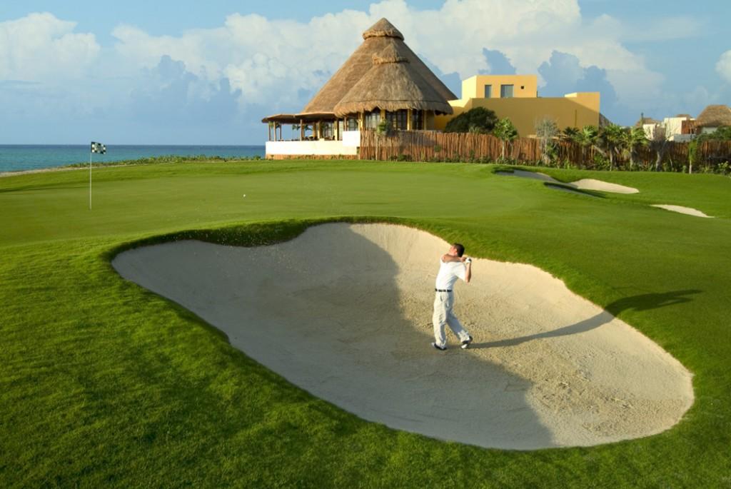Cancun Golf Course