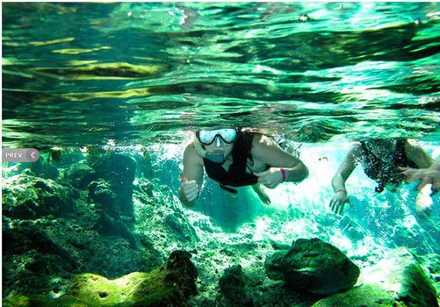 Riviera Maya Snorkel