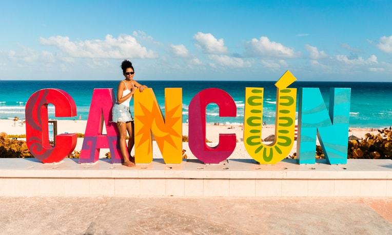 family spring break cancun