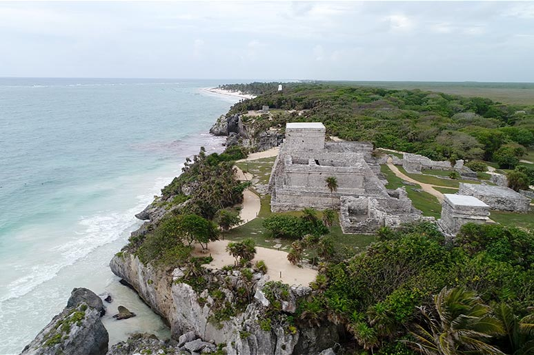 tulum ruins facts riviera maya
