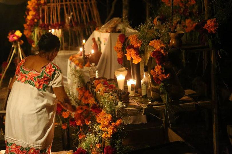 Xcaret Festival of Life & Death Riviera Maya Cancun