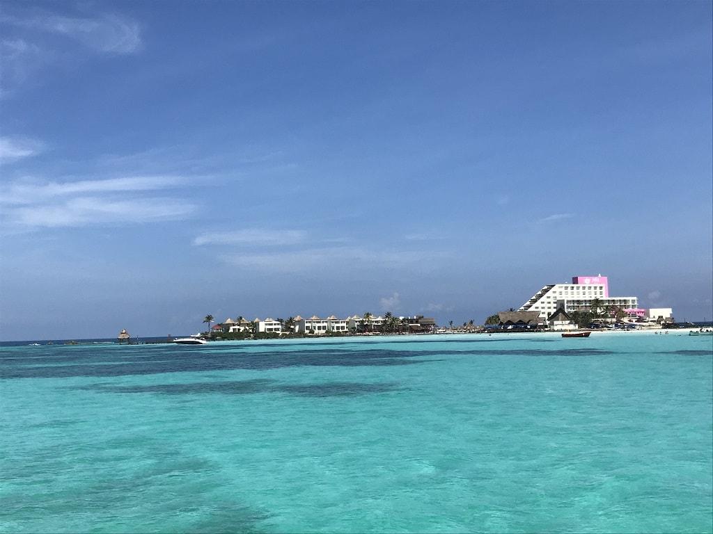 Sailing Isla Mujeres